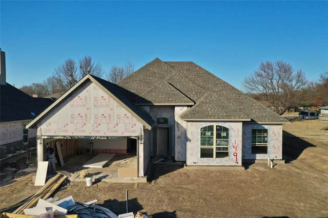 149 Windy Glen Drive, Decatur, TX 76234 (MLS #14242206) :: The Heyl Group at Keller Williams