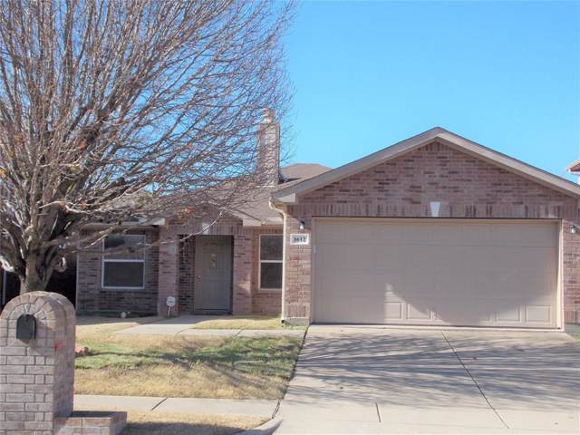 1612 Lionheart Drive, Little Elm, TX 75036 (MLS #14242224) :: Team Tiller