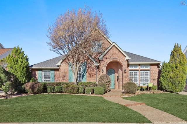2501 Sir Turquin Lane, Lewisville, TX 75056 (MLS #14242231) :: The Kimberly Davis Group