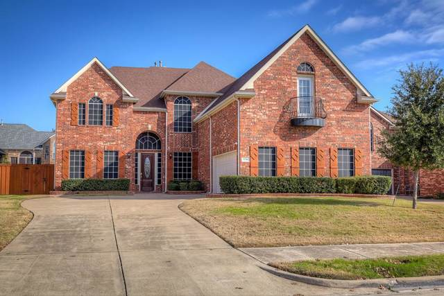 9706 Peach Tree Lane, Rowlett, TX 75089 (MLS #14242268) :: Frankie Arthur Real Estate