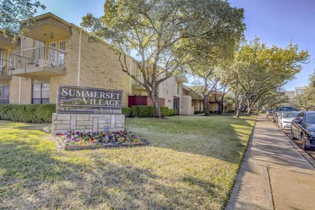 5930 Birchbrook Drive #120, Dallas, TX 75206 (MLS #14242273) :: Real Estate By Design