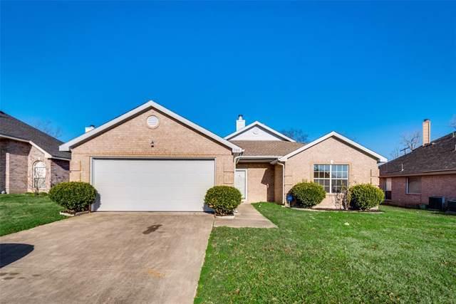 709 Grandview Avenue, Seagoville, TX 75159 (MLS #14242290) :: Real Estate By Design