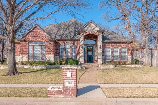 1328 Amber Court, Keller, TX 76248 (MLS #14242296) :: Trinity Premier Properties
