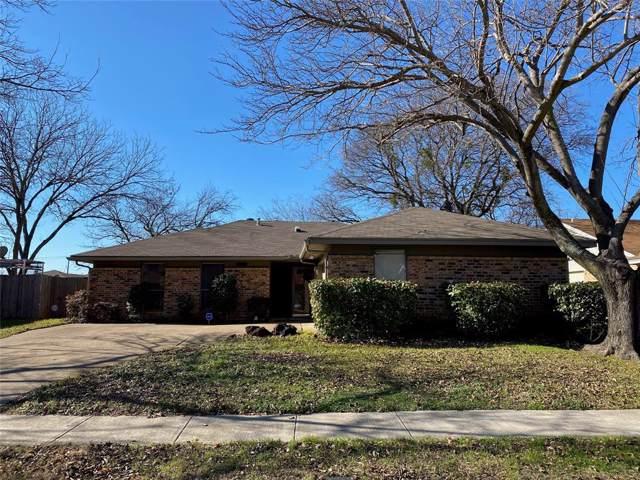 1303 Summerwood Lane, Richardson, TX 75081 (MLS #14242298) :: The Chad Smith Team