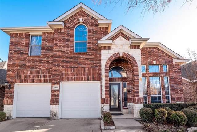 6920 Shoreway Drive, Grand Prairie, TX 75054 (MLS #14242332) :: Baldree Home Team