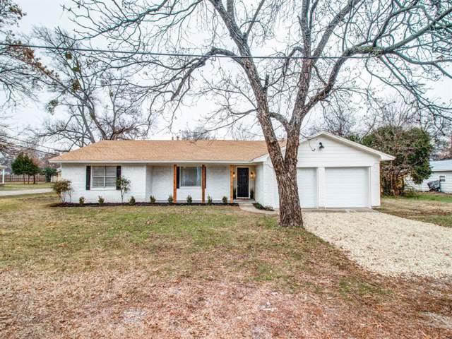 105 N Busby Street, Tioga, TX 76271 (MLS #14242333) :: Tenesha Lusk Realty Group