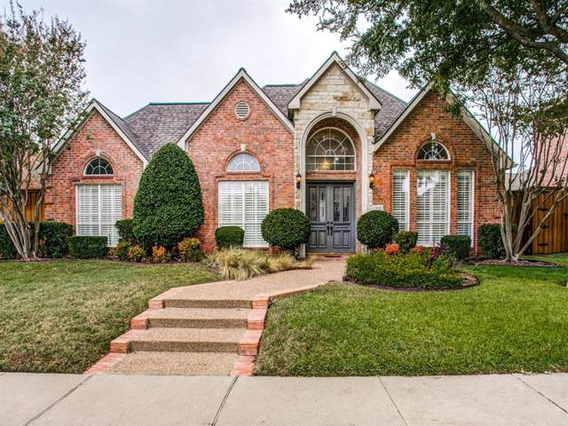 1505 Chesapeake Drive, Plano, TX 75093 (MLS #14242346) :: Potts Realty Group
