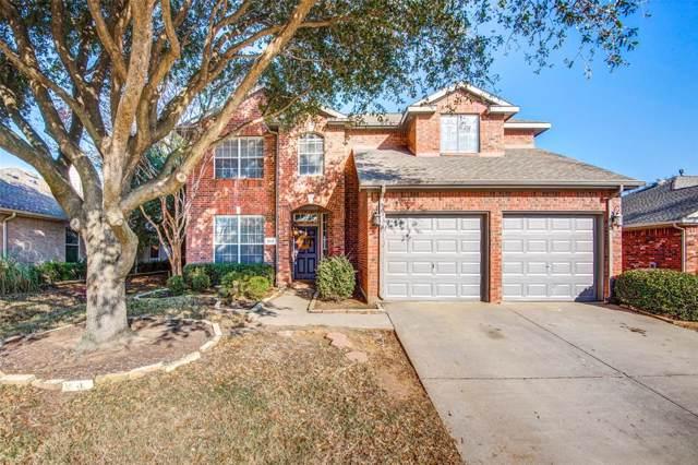 3117 Brett Road, Corinth, TX 76210 (MLS #14242350) :: Team Tiller