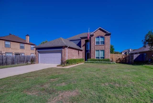 702 River Oak Way, Lake Dallas, TX 75065 (MLS #14242351) :: Team Tiller