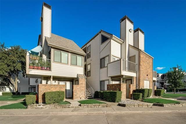 3113 Sondra Drive #302, Fort Worth, TX 76107 (MLS #14242353) :: The Mauelshagen Group