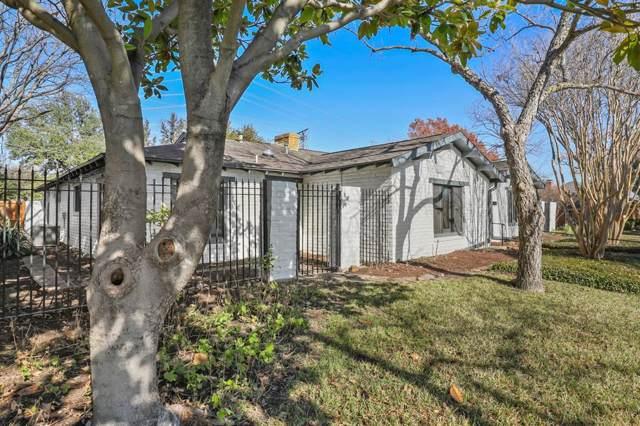 9041 Drumcliffe Lane, Dallas, TX 75231 (MLS #14242364) :: Trinity Premier Properties
