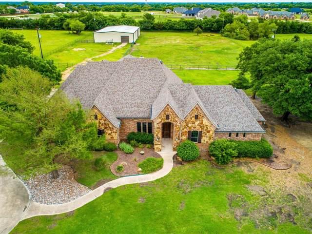11 Brookhaven Drive, Lucas, TX 75002 (MLS #14242388) :: Team Tiller