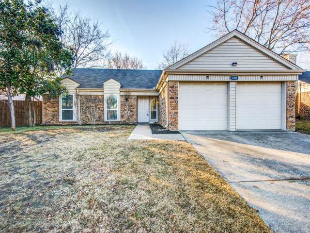 5305 Buckner Drive, Flower Mound, TX 75028 (MLS #14242392) :: Team Tiller