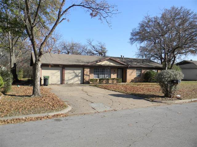 120 Belmont Street, Hurst, TX 76053 (MLS #14242394) :: Roberts Real Estate Group