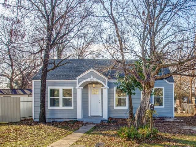 2812 Jeff Street, Fort Worth, TX 76111 (MLS #14242404) :: Baldree Home Team
