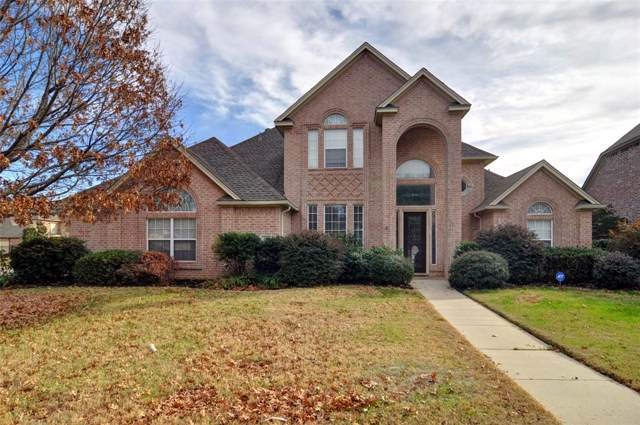 912 Thomas Crossing Drive, Fort Worth, TX 76028 (MLS #14242406) :: Potts Realty Group