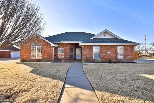 5441 Wagon Wheel Avenue, Abilene, TX 79606 (MLS #14242419) :: Trinity Premier Properties