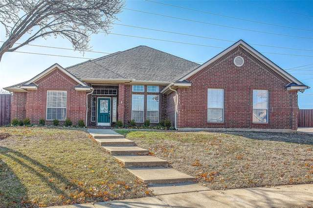 506 Summertree Drive, Keller, TX 76248 (MLS #14242423) :: Tenesha Lusk Realty Group