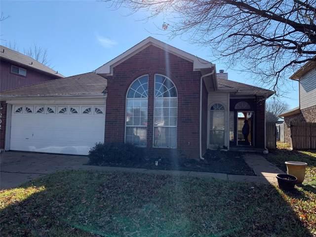202 Faircrest Drive, Arlington, TX 76018 (MLS #14242440) :: Trinity Premier Properties