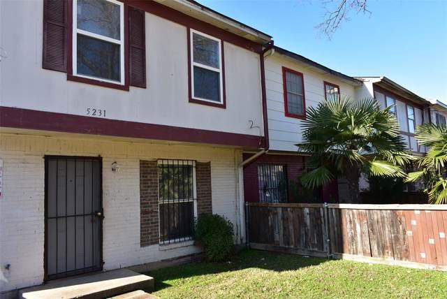 5231 Grovewood Street, Dallas, TX 75210 (MLS #14242449) :: Baldree Home Team