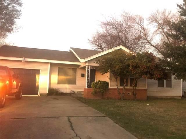 1532 Vicki Street, Haltom City, TX 76117 (MLS #14242453) :: Baldree Home Team