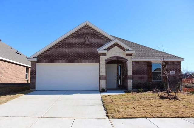 1813 Gayla Creek Drive, Little Elm, TX 75068 (MLS #14242462) :: Roberts Real Estate Group