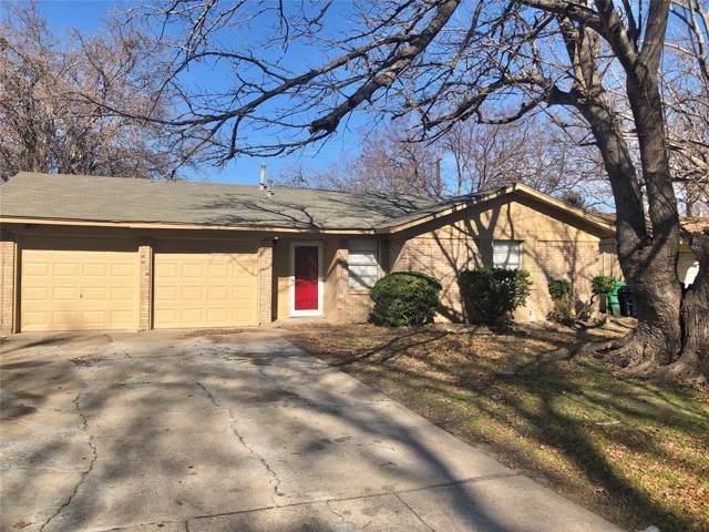 1728 Emery Street, Denton, TX 76201 (MLS #14242474) :: Baldree Home Team