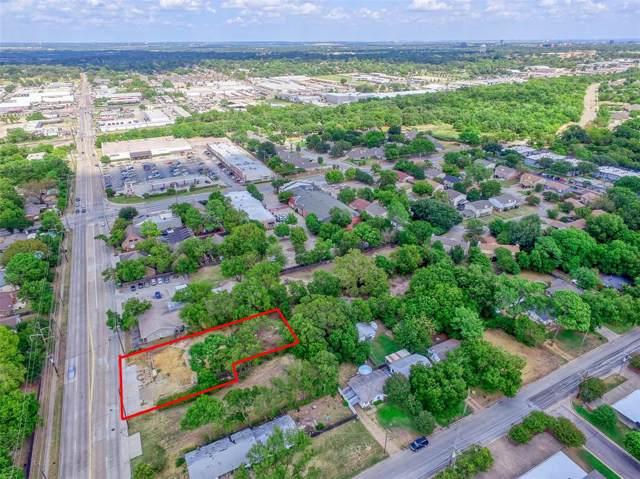 519 S Bowen Road, Arlington, TX 76013 (MLS #14242488) :: Trinity Premier Properties