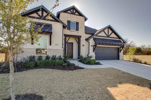 6025 Bridgecreek Way, Westworth Village, TX 76114 (MLS #14242520) :: Trinity Premier Properties