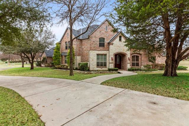 931 Willow Court, Fairview, TX 75069 (MLS #14242521) :: NewHomePrograms.com LLC