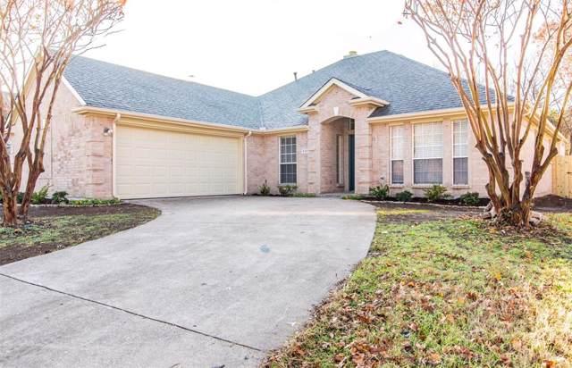 531 Hidden Oak Lane, Rockwall, TX 75087 (MLS #14242584) :: The Heyl Group at Keller Williams