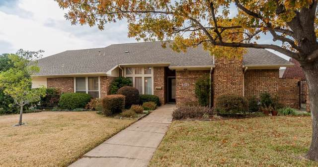 2705 Country Place Drive, Carrollton, TX 75006 (MLS #14242624) :: Hargrove Realty Group