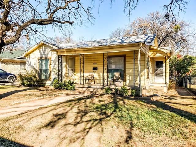5533 Wainwright Drive, Fort Worth, TX 76112 (MLS #14242661) :: The Heyl Group at Keller Williams