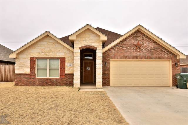 3318 Firedog Road, Abilene, TX 79606 (MLS #14242672) :: Potts Realty Group