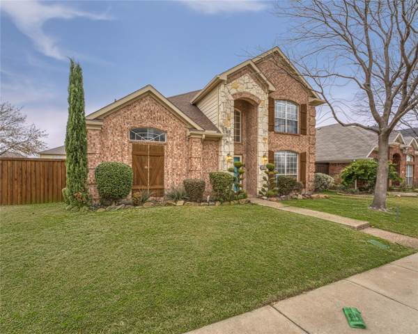 5714 Green Hollow Lane, The Colony, TX 75056 (MLS #14242836) :: The Kimberly Davis Group