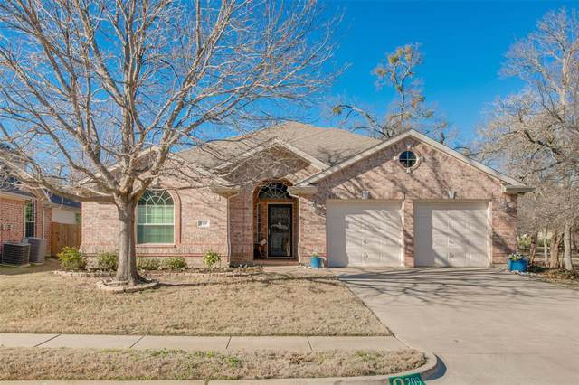 209 Bluebonnet Trail, Mansfield, TX 76063 (MLS #14242944) :: Lynn Wilson with Keller Williams DFW/Southlake