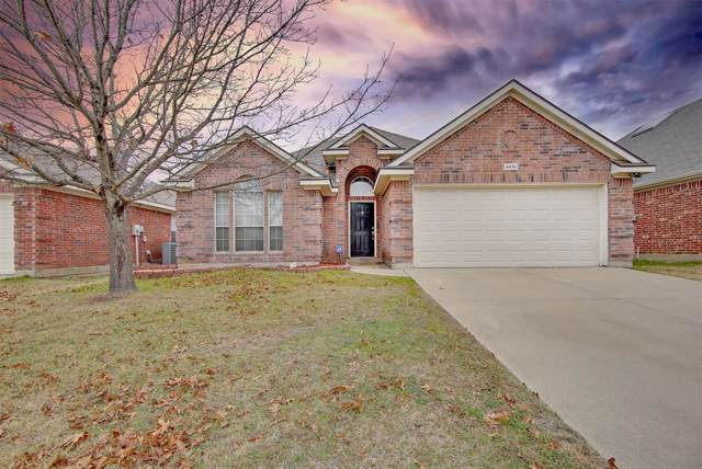 4436 Stepping Stone Drive, Fort Worth, TX 76123 (MLS #14242997) :: EXIT Realty Elite