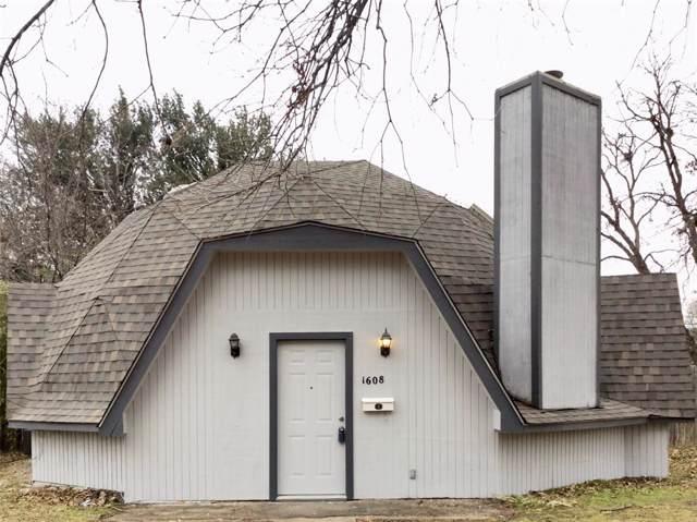 1608 Mayflower Drive, Irving, TX 75061 (MLS #14243083) :: The Kimberly Davis Group