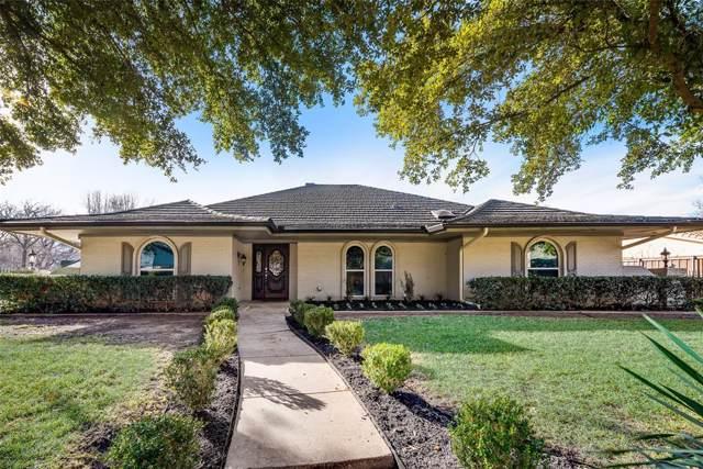 1906 Stonebrook Drive, Arlington, TX 76012 (MLS #14243089) :: The Kimberly Davis Group
