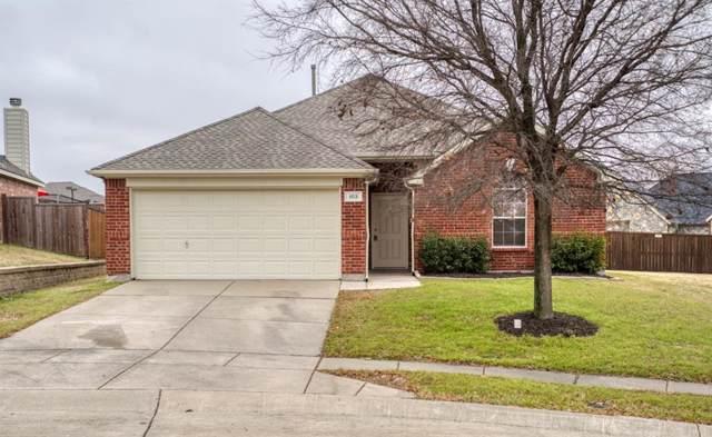 103 Mustang Court, Celina, TX 75009 (MLS #14243400) :: The Kimberly Davis Group