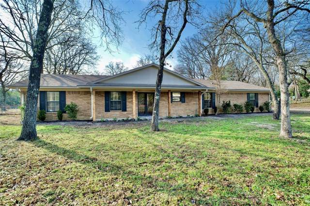 105 Trail Ridge Road, Athens, TX 75751 (MLS #14243425) :: Century 21 Judge Fite Company