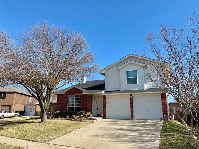 3236 Fountain Parkway, Fort Worth, TX 76053 (MLS #14243532) :: NewHomePrograms.com LLC