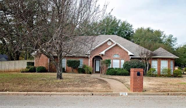 1112 Lonnie Drive, Athens, TX 75751 (MLS #14243605) :: Century 21 Judge Fite Company