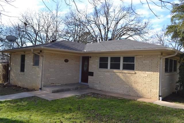 1600 W Hull Street, Denison, TX 75020 (MLS #14243617) :: RE/MAX Pinnacle Group REALTORS