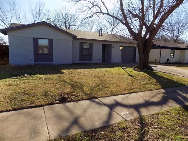 12220 Duchess Drive, Balch Springs, TX 75180 (MLS #14243646) :: Frankie Arthur Real Estate