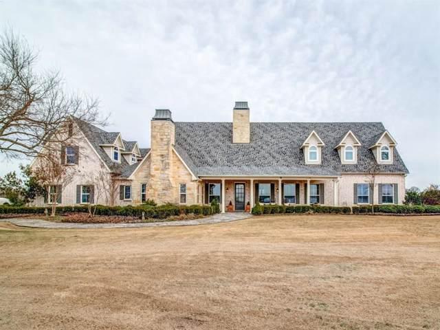 3409 N Preston Lakes Drive, Celina, TX 75009 (MLS #14243664) :: The Mauelshagen Group