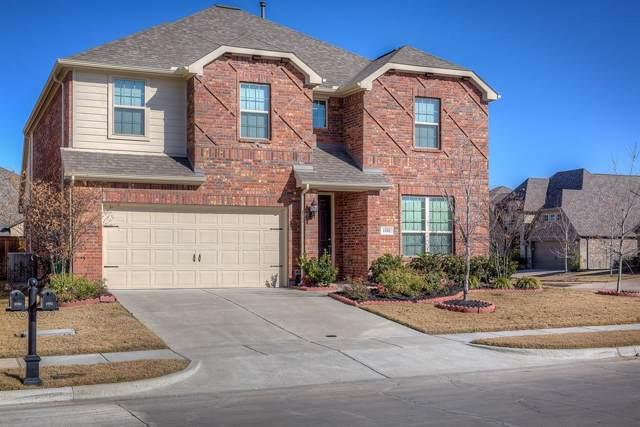 1552 Tavistock Road, Forney, TX 75126 (MLS #14243682) :: RE/MAX Landmark