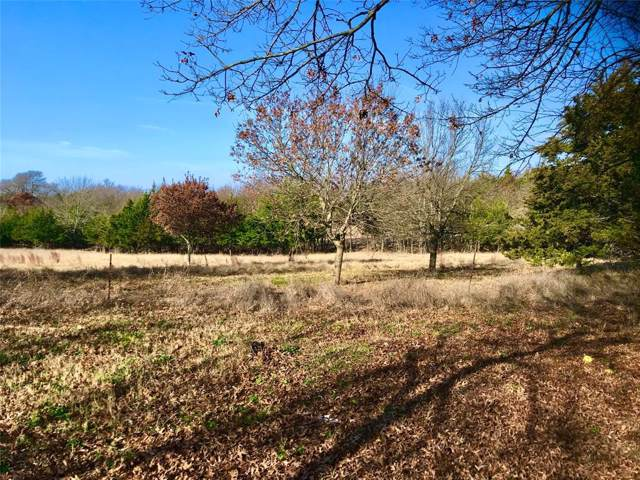 868 County Road 4244, Bonham, TX 75418 (MLS #14243713) :: Baldree Home Team