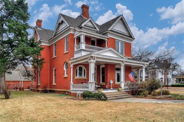 326 S Dixon Street, Gainesville, TX 76240 (MLS #14243827) :: Trinity Premier Properties
