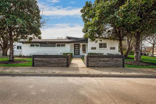 6506 Walnut Hill Lane, Dallas, TX 75230 (MLS #14243844) :: Bray Real Estate Group